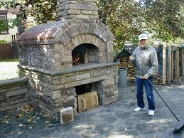 How To Build A Backyard Pizza Oven by Building A Small Scott Style Brick Oven The Fresh Loaf