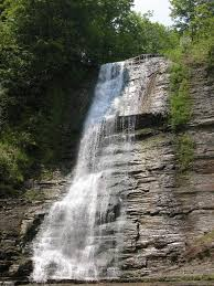 New York waterfalls images Warsaw falls jpg