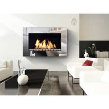 phantom flame bio ethanol fireplace