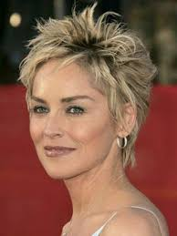short spiky haircuts for women over 50 short haircut for women over 50