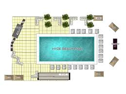 10 house floor plan with swimming pool modern plans cool nice