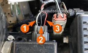 part 1 mass air flow maf sensor test 3 0l nissan maxima 1995