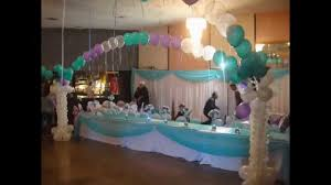 centerpieces for quinceaneras quinceanera balloon decorations