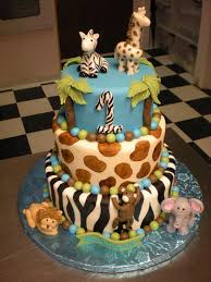 jungle theme birthday cake this is way too cute good idea for