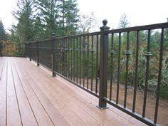 face mount balcony railing aluminum deck railings 4 cityscape
