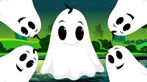 halloween wallpapers for kids five naughty ghosts halloween nursery rhyme songs for children u0027s