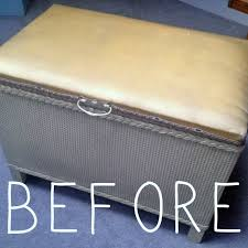 Upholster Ottoman The Protests How To Upholster An Ottoman