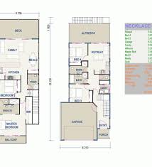 duplex floor plans for narrow lots small duplex house plans 7 small narrow lot duplex plans for