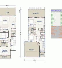 duplex floor plans for narrow lots small duplex house plans 7 small narrow lot duplex plans for