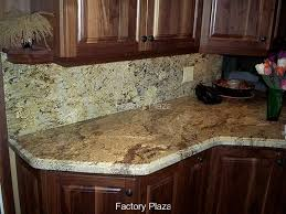 Kitchen Backsplash With Granite Countertops Granite Countertop J And K Kitchen Cabinets Direct Vent Range