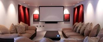 Home Theater Design Ideas Ultimate Home Ideas - Living room home theater design