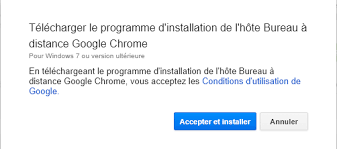 chrome bureau à distance comment contrôler une machine à distance avec chrome