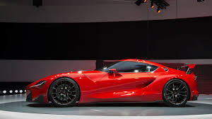 How Much Does The Toyota Ft1 Cost New Toyota Supra And Bmw Z5 To Be Built Austria