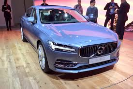 new 2016 volvo s90 prices and specs revealed auto express
