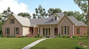 plan 51726hz 4 bed french country with upstairs expansion bonus
