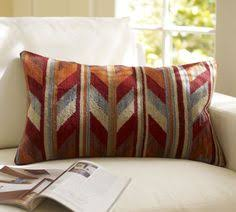 Pottery Barn Lumbar Pillow Covers Jute Braid Pillow Cover In White Potterybarn To Go On Brown
