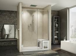 Shower Designs With Bench Shower With Bench Treenovation