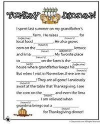free thanksgiving printables kids thanksgiving feast