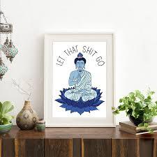 Meditation Home Decor Buddha Art Canvas Promotion Shop For Promotional Buddha Art Canvas