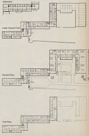 the royal observatory greenwich where east meets west the plan showing the extent and use of the west building in 1958