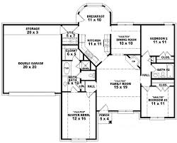 single story open floor house plans superb 3 bedroom house plans one story 1 single story open floor