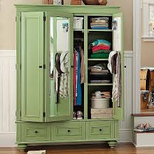 clothing armoires armoires wardrobe closets for less ideas of clothing armoire