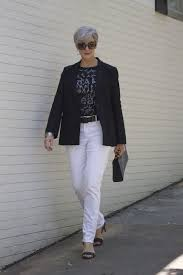 preppy for women over 50 preppy love story white denim 50th and clothes