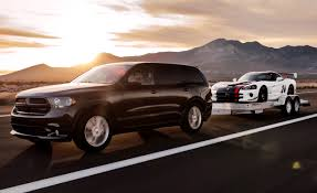 Dodge Durango Rt 2016 - 2011 dodge durango heat and r t trims profiled priced car and