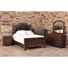 qw amish quincy reclaimed barnwood 5pc bedroom set u2013 quality woods