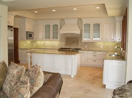 Cream Gloss Laminate Flooring Kitchen With Cream Floors And Countertops Houses Flooring Picture