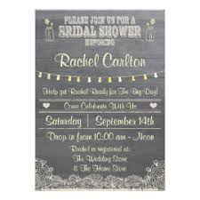 jar bridal shower invitations jar bridal shower invitations rustic country wedding