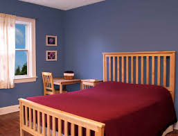 what is the best color for bedroom with nice blue sea paint design