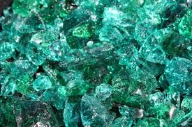 Fire Pit Crystals by Jade Colored Fire Crystals For You Fireplace Or Fire Pit