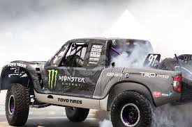 toyota trucks toyota signs legendary racer bj baldwin