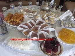 de cuisine ramadan ramadan table simply algerian