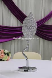 ida wedding square crystal stand centerpieces elegant wedding