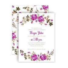 shower invitations watercolor bridal shower invitations invitations by