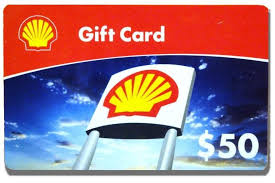 gas gift card 50 shell gift card