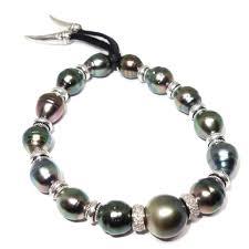 pearl fashion bracelet images Men 39 s pearl bracelets jpg