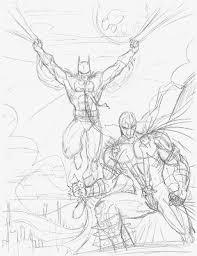 artstation 2008 spawn batman pinup ariel aguire
