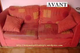 relooker un canape en tissu survl com