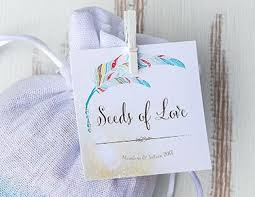 favor tags wedding favor tags personalized tags the knot shop