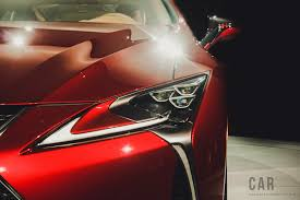 lexus lc 500 competition first look 2017 lexus lc 500 canadian auto review