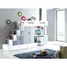 lit mezzanine avec bureau intégré lits mezzanine avec bureau lit mezzanine avec bureau et rangement