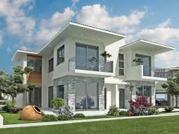 simple home design exterior modern house