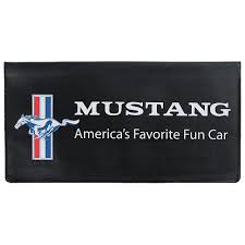 scott drake acc omw mustang owner u0027s manual wallet 1965 1973