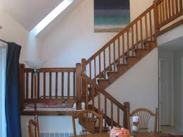 Stairway Landing Decorating Ideas by Stair End Caps Design Ideas John Robinson House Decor