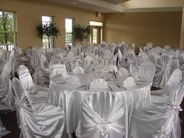 white chair covers chair covers of lansing doves in flight decorating