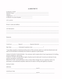 time and materials contract template 100 images time and