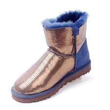 shop boots south africa ugg 1002678 butterfly buckle lizard pattern navy factory shop